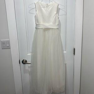 Off White girls formal dress